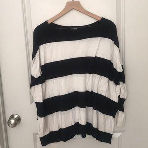 Express - Stripped light weigh Sweater